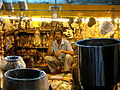 Shopkeeper in Market - Madurai - India.JPG