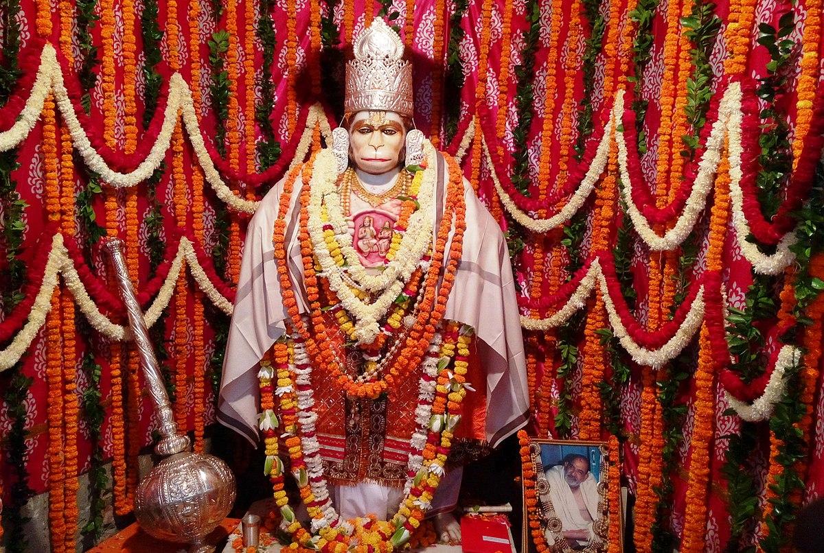 sankat mochan hanuman temple  lucknow