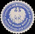 Siegelmarke K. Institut für Seeverkehr und Weltwirtschaft an der Universität Kiel W0356074.jpg