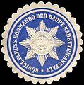 Siegelmarke K. Pr. Kommando der Haupt - Kadetten - Anstalt W0223852.jpg