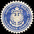 Siegelmarke Kaiserliche Marine - Geschwader - Kommando W0216278.jpg