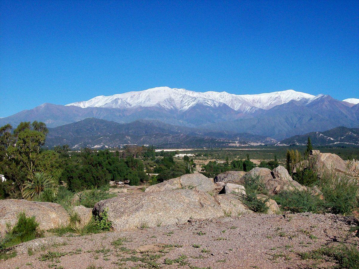 Sierras pampeanas wikipedia la enciclopedia libre - Fotos de relieve ...