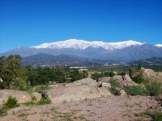 Sierras Pampeanas - Cerro General Belgrano