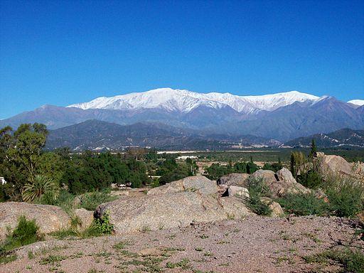 Sierras de Famatina Chilecito