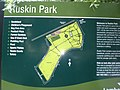 Sign, Ruskin Park SE5 - geograph.org.uk - 1312754.jpg