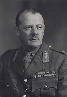 Geoffrey Charles Evans British Army general