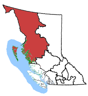 Skeena—Bulkley Valley federal electoral district of Canada