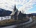 Slidredomen church Vestre Slidre Vøllavegen Valdres Norway 2017-03-29 01.jpg