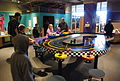 Slot car race track -- Kalamazoo Valley Museum 031 (6780374110).jpg