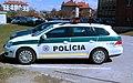 Slovenská polícia VW Golf +.jpg