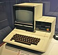 Smithsonian National Museum of American History - Apple II computer at the Smithsonian (8306564827).jpg