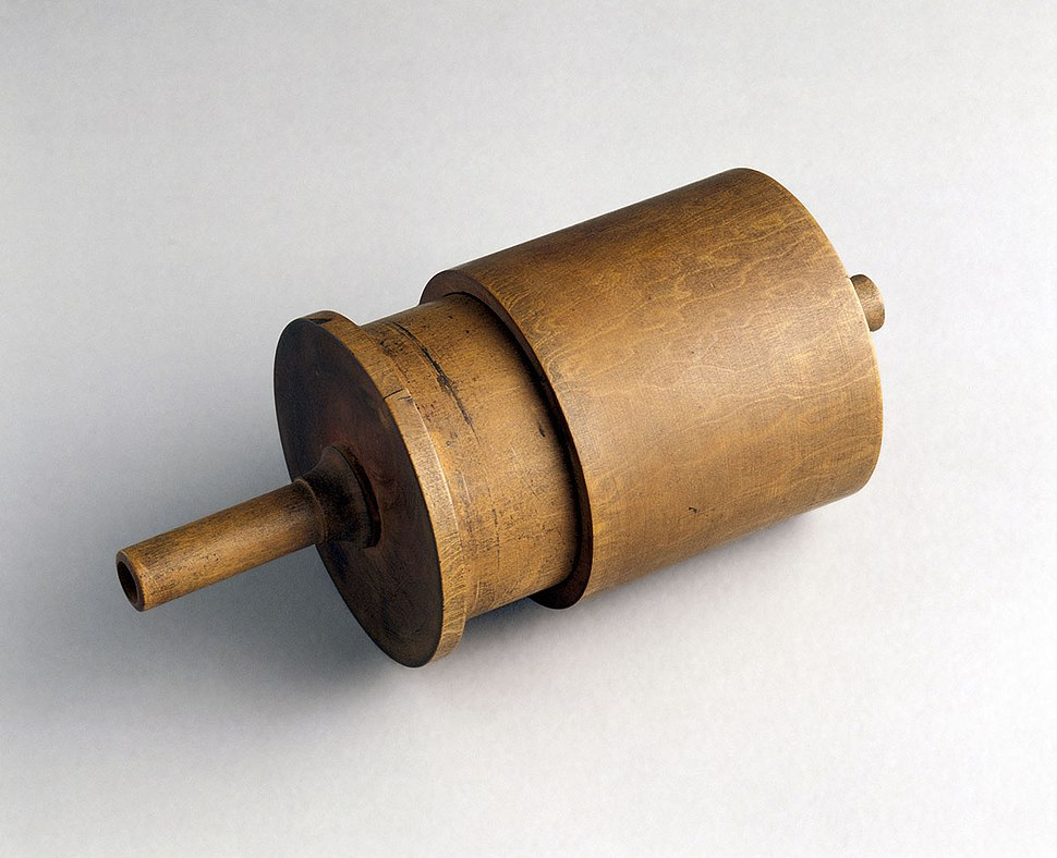 Smyths revised ozonometer, 1865. (9660571191)