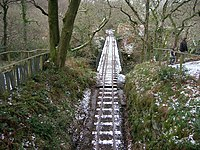 Snow on the tracks - geograph.org.uk - 1636547.jpg