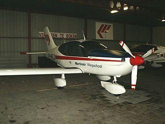 DAHER-SOCATA - EADS Socata TB 10 Tobago GT owned by Martinair flying school