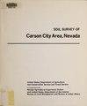 Soil survey of Carson City area, Nevada (IA soilsurveyofcars00cand).pdf