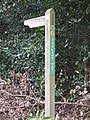 Solent Way Footpath Sign - geograph.org.uk - 381082.jpg