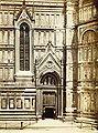 Sommer, Giorgio (1834-1914) - n. 3801 - Porta del Duomo - Firenze.jpg
