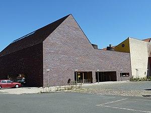 Sorø Art Museum - Exterior view of the modern extension