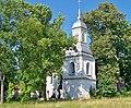 Sosnowica kościół wieża płd.jpg
