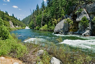 South Fork Kings River - Headwaters of the South Fork Kings River