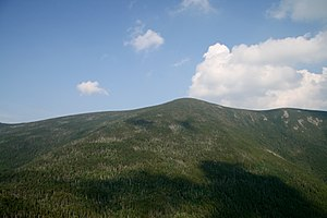 South Twin Mountain (New Hampshire) - South Twin from Galehead Mountain, taken August 2009