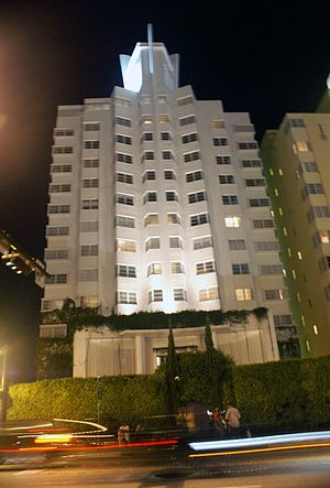 South Beach Delano Hotel, Miami Beach, FL. 17t...