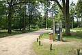 Southeastern entrance to Wilverley Inclosure, New Forest - geograph.org.uk - 182216.jpg