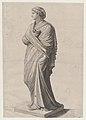 Speculum Romanae Magnificentiae- A Vestal Virgin (?) MET DP870222.jpg