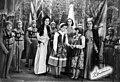 Spettacolo filodrammatica oratorio di San Fruttuoso 1950 operetta I folletti.jpg