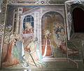Spinello aretino, Caterina in prigione converte le dame e riceve la visita di Cristo 02.JPG