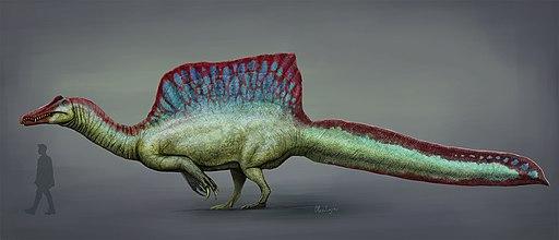 Spinosaurus 2020 reconstruction