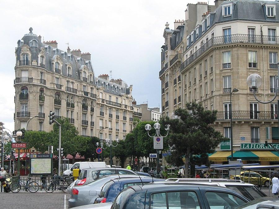 Urban diversity in the paris suburbs skyscrapercity - Piscine saint mande horaires ...