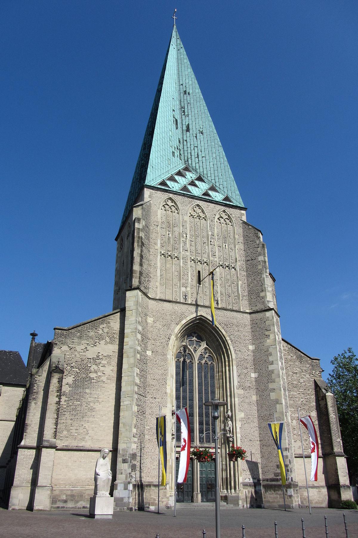 St. Georg (Bocholt) – Wikipedia
