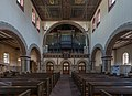 St.-Josefs-Kirche, Frankfurt-Höchst, View towards organ 20190921 5.jpg