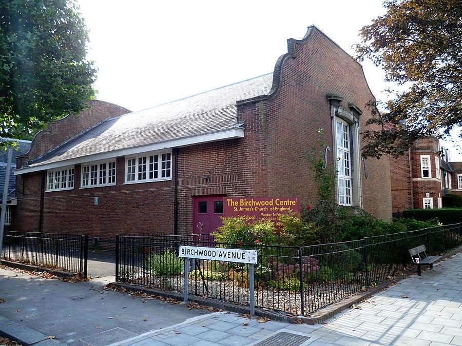 St James's Church Hall