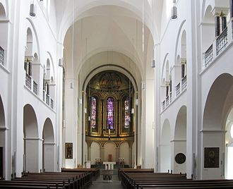 Domkirche St. Marien - The interior of the Cathedral