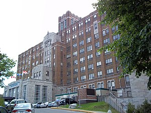 St. Mary's Hospital (Montreal) - Image: St. Mary's Hospital 4
