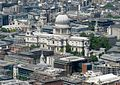 St. Pauls Cathedral from the Shard. City of London.JPG