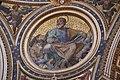 St. Peter's Basilica, Mosaic of St. Luke the Evangelist (48466404976).jpg