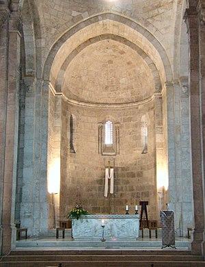 Church of Saint Anne, Jerusalem - Main Altar