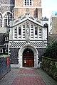 St Bartholomew the Great, West Smithfield, London EC1 - Porch - geograph.org.uk - 1142488.jpg