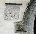 St Cadoc Llancarfan, Glamorgan, Wales - Mass dial - geograph.org.uk - 544632.jpg