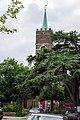 St John-at-Hampstead church, July 2021.jpg