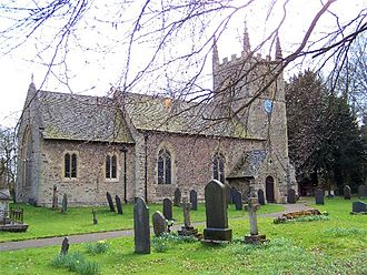 Swithland - St Leonard's church, Swithland