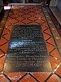St Mary, Tarring Neville, Sussex - Ledger slab - geograph.org.uk - 1650703.jpg