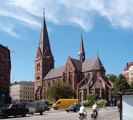 Historické pamiatky v Malmö