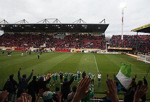 Bruchwegstadion - Image: Stadion am Bruchweg 2