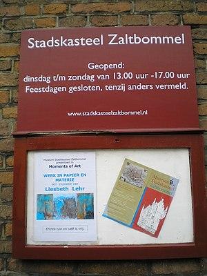 Stadskasteel-Zaltbommel-voorheen-Maarten-van-Rossummuseum Nederland-05
