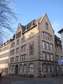 Stadtbibliothek Göttingen Thomas Buergenthal Haus