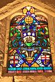 Stained glass to the Honourable Company of Master Mariners, Guildhall, London.JPG